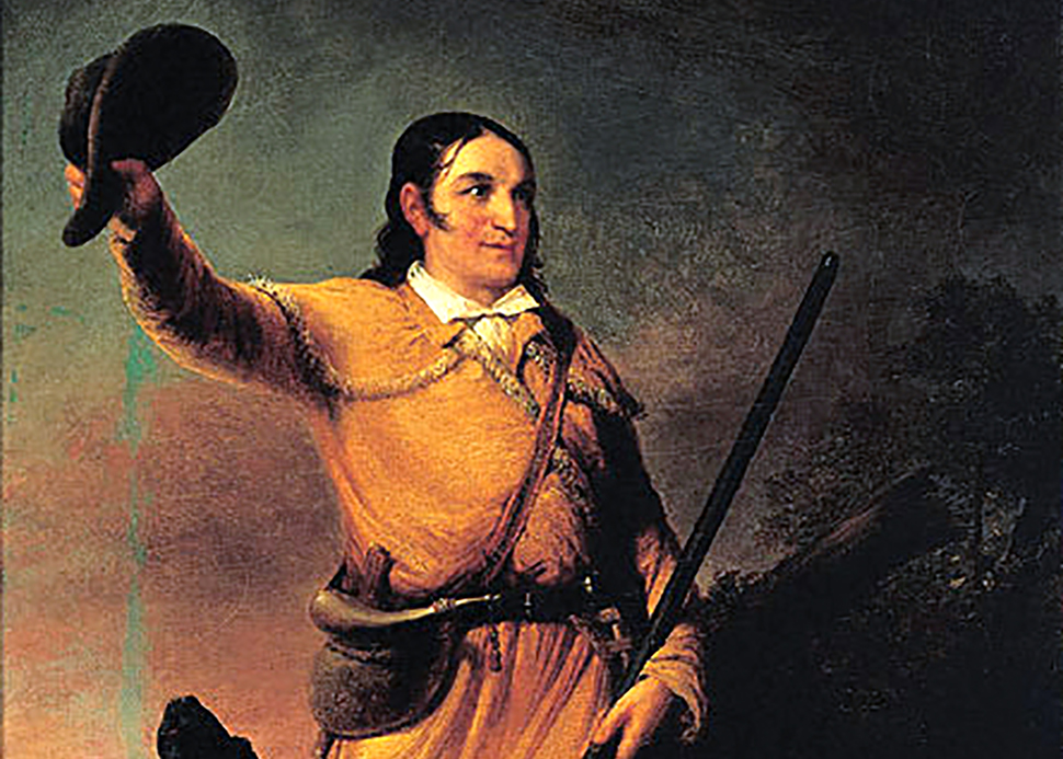Davy Crockett, Charity, and Government's Role