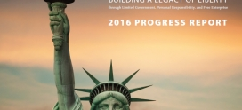 Progress For Liberty in 2016