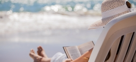 Philanthropic Beach Reading: Vacation Reads for Better Giving