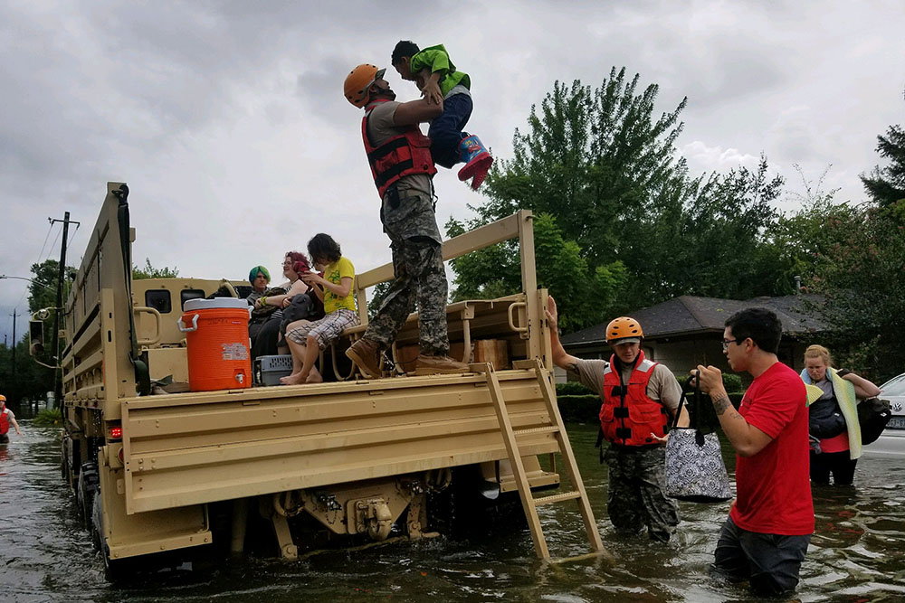 Responding to Harvey with Sound Philanthropy
