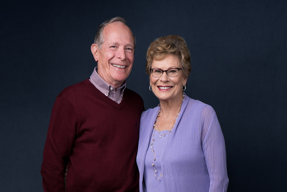 Why George & Marilyn Give: A History of Promoting Liberty