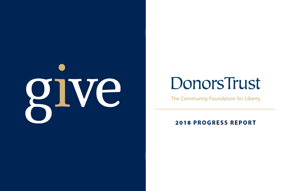 Growing the Community: DonorsTrust 2018 Progress Report