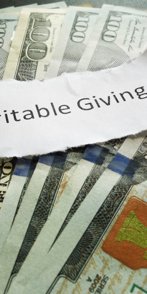 Sens. Grassley, King Attempting to Rewrite the Rules around Charitable Giving