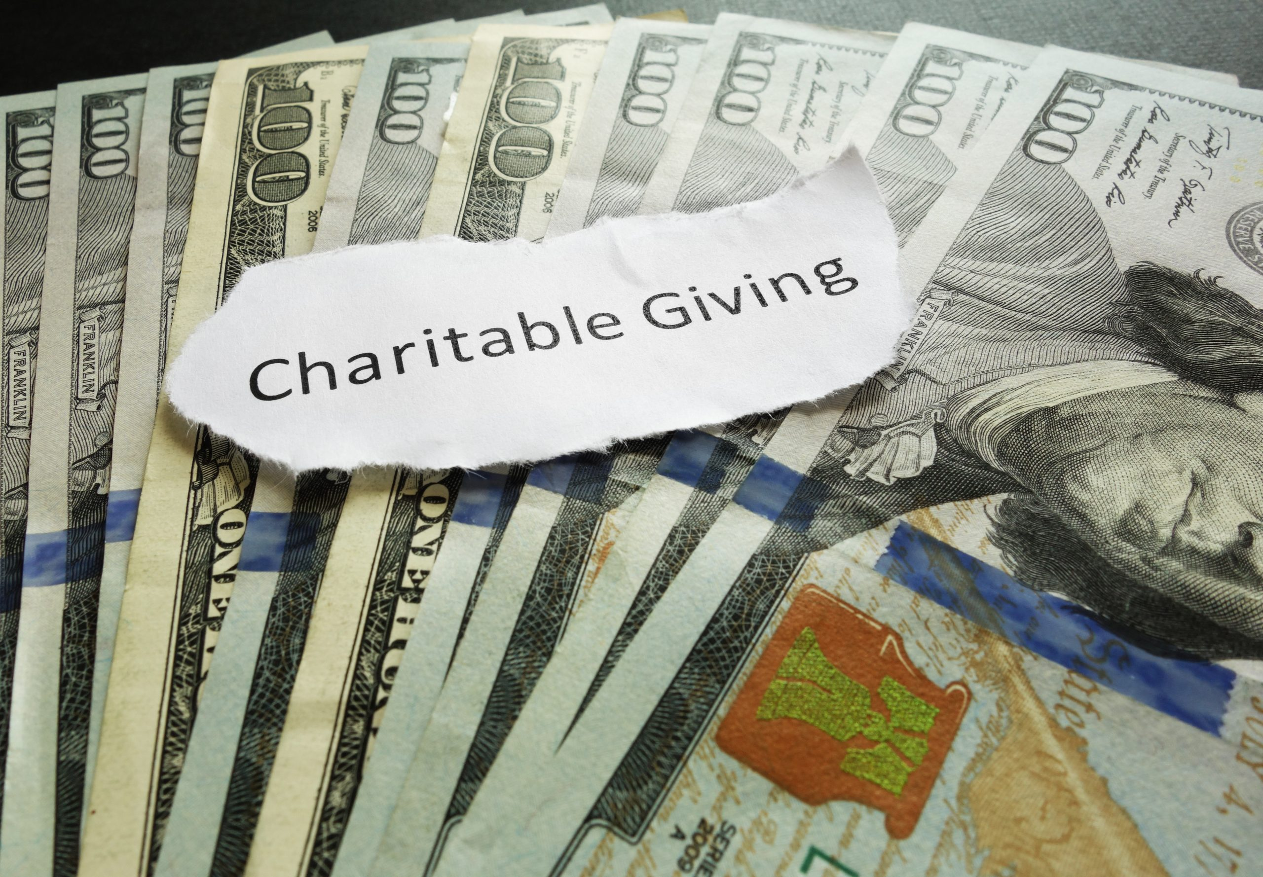 Grassley, King Attempting to Rewrite Rules around Giving